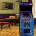 Space Chase Arcade Machine