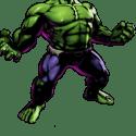 Cartoon Hulk