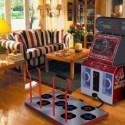 Arcade Standup Dance Machine Game