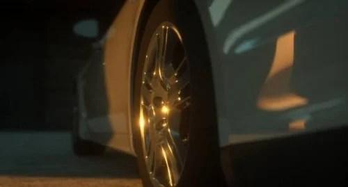 Porshe Panamera Hybrid Car