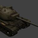 Russian T29 Tank