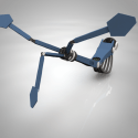 Rigged Robot Arm