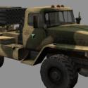 Bm-21 Grad Car