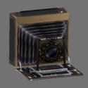 كاميرا الإطار القديم