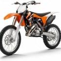 Ktm 125 دراجة نارية
