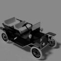 Car Vintage Ford