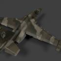 Su39 Jet Fighter