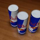 RedBull Can Free 3d Model