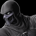 Noob Saibot Character Free 3d Model