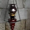 مصباح معدني قديم