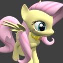 Fluttershy Character