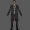 Dante Man Demon Character