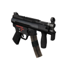 Mp5k (fully Rigged) Free 3d Model