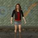 Amy Pond Free 3d Model