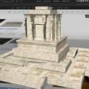 Tomb Of Ferdowsi Temple