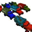 Cartoon Truck Collection