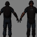 Swat Free 3d Model