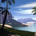 Esterno dell'hotel Dream Island
