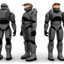 Halo Master Chief Game Character Set