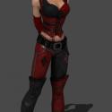 Harley Quinn Joker Character