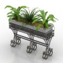 Home Decoration Potted 3d Max Model Free