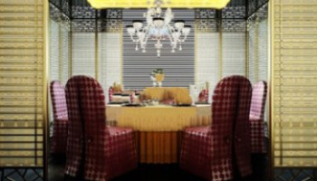 New Restaurant Interior Design 3d Max Model Free (3ds,Max
