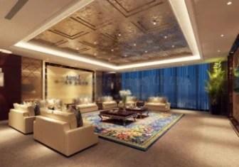 Luxury Living Room Interior Design 3d Max Model Free 3ds