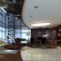 Office Interior Scene