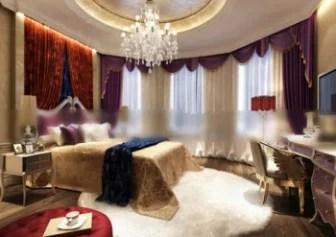 Luxury Interior Wedding Bedroom 3d Model 3ds Max Open3dmodel 16615