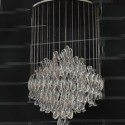 Crystal Pendant Lamp 3d Max Model