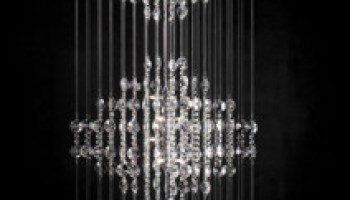 European Ultra-modern Crystal Chandelier 3d Max Model Free (3ds ...