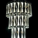 Modern Large Crystal Chandelier 3d Max
