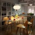 Modern Style Restaurant Kitchen
