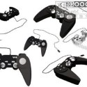 Game Controller 3d Max Model