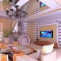 Scene Modern Living Room Design