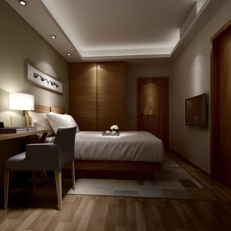 Bedroom Design 3d Max Model Free 3dsMax Free Download