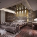 Spacious Bedroom 3d Max Model Free