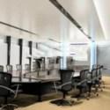 Architecture Meeting Room Interior Scene