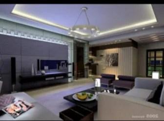3d Max Model Free Family Living Room Interior Design