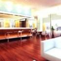Restaurant Bar Interior Scene