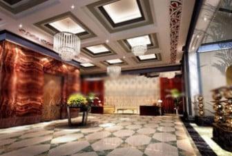 Download Free 20 Hotel Interior Design 3D Max Scene
