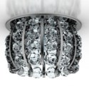 Crystal Chandelier Decoration Metal Lamp