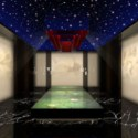 Massage Room Design Interior Scene