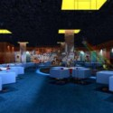 Restaurant Interior Scene