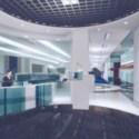 Company Reception Interior Scene