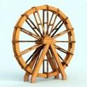 Old Wood Water Wheel