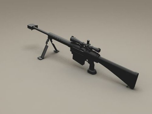 M16 Sniper Rifle