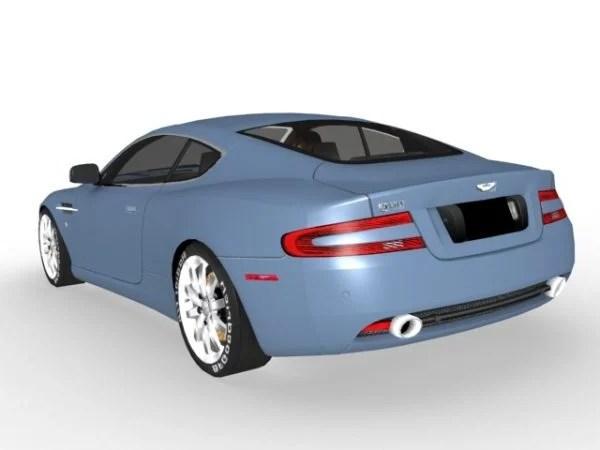 Aston Martin Db9 Sports Car