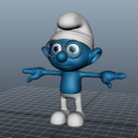 Smurfs Character
