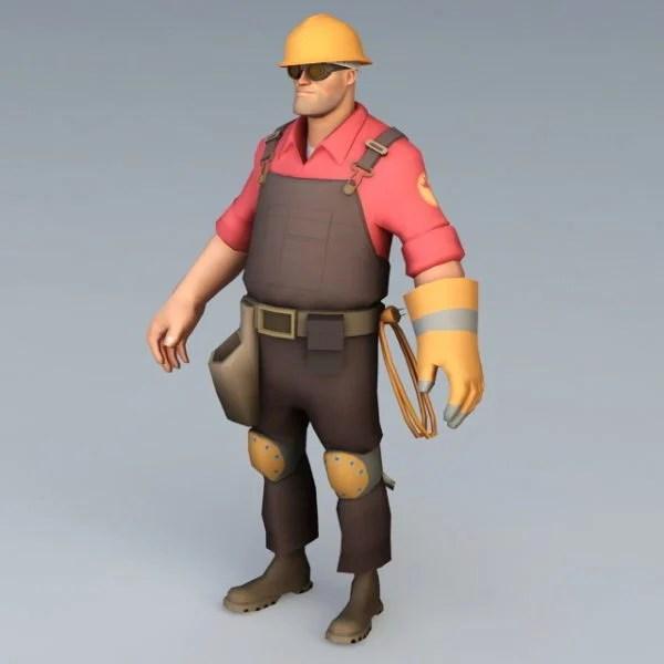 Tf2 Engineer Rig